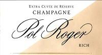 Pol Roger Champagne Rich